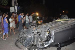 Thông tin mới vụ 'xe điên' tông hàng loạt xe máy trong đêm ở Đồng Nai