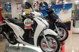 Bảng giá xe máy Honda mới nhất tháng 5/2018