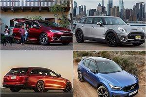 5 mẫu xe chạy đường dài hoàn hảo nhất năm 2018