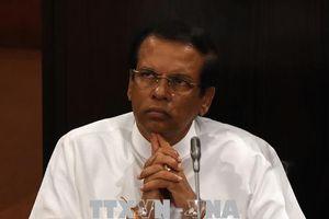 Tổng thống Sri Lanka cải tổ nội các