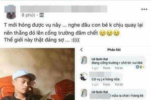 Bắc Giang: Điều ít biết về kẻ giết nữ sinh lớp 11 vì ghen