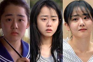 Thời gian, bệnh tật, áp lực dư luận đã 'hủy hoại' nhan sắc 'Em gái quốc dân' Moon Geun Young