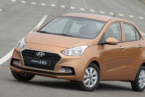 Bảng giá ô tô Hyundai tháng 5/2018: Tăng tới 20 triệu đồng