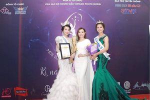 Người đẹp Phú Thọ Nguyễn Nữ Giang Ly xuất sắc dành Á Khôi chung kết Miss Model Photo 2018