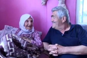 Cụ bà sống thọ 111 tuổi nhờ cười nhiều