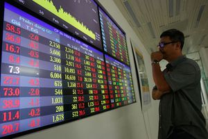 Thị trường chứng khoán vẫn đang ở mức rủi ro cao