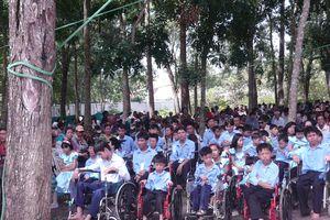 Giáo dục trẻ khuyết tật: Còn nhiều cái khó