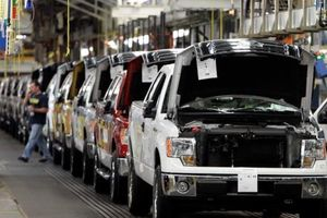 Thị trường ô tô Mỹ 'ảm đạm'