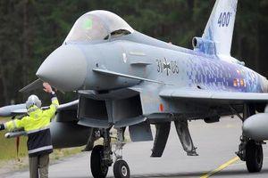 Không quân Đức khủng hoảng: Còn chưa tới 10 tiêm kích Eurofighter