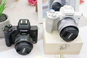 Canon ra mắt 3 máy ảnh mới giá dưới 20 triệu đồng