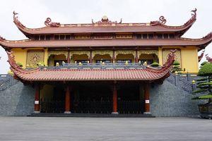 Tổ chức Đại giới đàn Trí Tịnh tại Việt Nam Quốc Tự