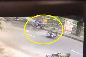 Clip: Vụ tai nạn thảm khốc ở Nam Định khiến 3 người thương vong