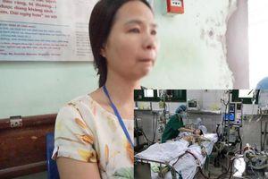 Mẹ nam sinh kêu gọi cộng đồng tìm giúp nguồn tạng: 'Mong một phép màu sẽ đến để con có tim thay thế'