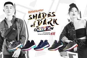 Biti's Hunter Shades of Dark. Cooler You - cực chất với gợi ý mix match cùng ông lớn H&M
