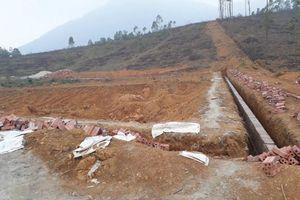 Hương Lung(Cẩm Khê – Phú Thọ) Bài 2: Chính quyền có vô cảm trước việc xây dựng bãi rác trong khu dân cư?