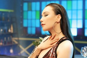 Hồ Quỳnh Hương từng muốn hủy dự án vì không quay được cảnh sexy
