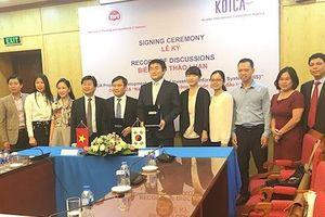 Việt Nam - Hàn Quốc hợp tác nâng cấp, phát triển hệ thống thông tin Quốc gia về đầu tư