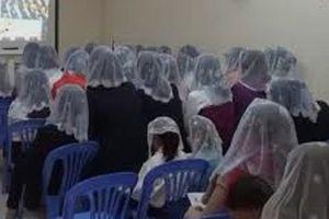 Ngăn chặn cuộc tụ tập của 800 thành viên 'Hội Thánh Đức Chúa Trời Mẹ' núp bóng dự tiệc