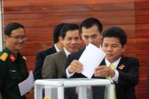 Giới thiệu ông Lê Minh Trung để bầu phó chủ tịch HĐND Đà Nẵng