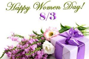 Những lời chúc ý nghĩa nhất tặng những người phụ nữ thân yêu dịp 8.3