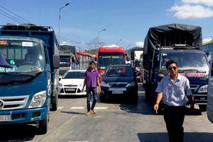Chủ đầu tư kiến nghị dừng thu phí BOT Ninh Lộc