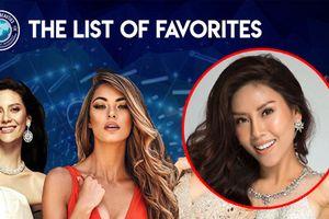 Trước giờ lên đường, Nguyễn Thị Loan được Global Beauties dự đoán lọt top 20 Miss Universe 2017