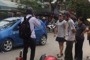 Nữ tài xế tuyên bố 'con người không quan trọng bằng xe tôi' là ai?