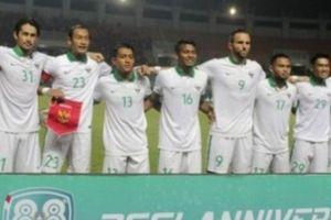 Dùng cầu thủ Brazil 37 tuổi, U23 Indonesia cầm hòa U23 Uzbekistan