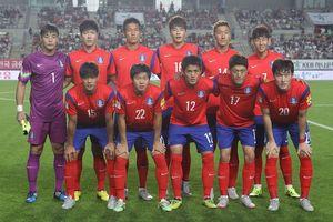 Đội tuyển Hàn Quốc World Cup 2018: Khó lập lại được kỳ tích