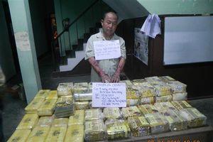 Phó Thủ tướng gửi thư khen Ban chuyên án ma túy 087Av