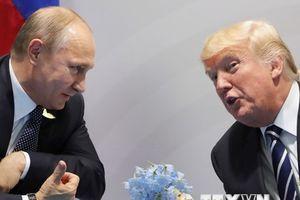 Điện Kremlin chờ Mỹ phối hợp tổ chức cuộc gặp thượng đỉnh Nga-Mỹ