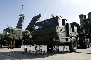 Nga tăng cường các tên lửa S - 400 tại Crimea