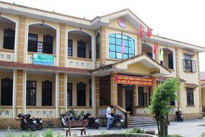 Kỷ luật khiển trách tập thể Đảng ủy xã Triệu Độ, Quảng Trị