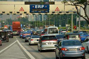Nghiên cứu kinh nghiệm quản lý giao thông thông minh từ Singapore