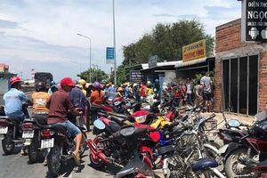 Vụ nữ chủ tiệm cầm đồ bị giết hại: Bắt được nghi can nhưng chưa xác định chính xác danh tính