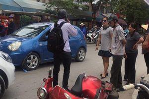Gây tai nạn giao thông, nữ tài xế tuyên bố 'sốc' gây bão mạng xã hội