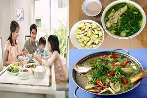 5 món canh thanh mát, đưa cơm ngày hè khiến chồng con ăn 'không thừa một miếng'