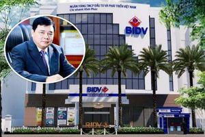Ông Bùi Quang Tiên trở thành người đứng đầu mới của HĐQT BIDV