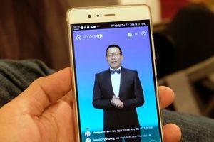 MC Lại Văn Sâm dẫn gameshow mới, cho phép mọi người chơi miễn phí qua di động