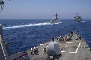 Mỹ tái kích hoạt Hạm đội 2 ở bắc Đại Tây Dương đối phó Nga