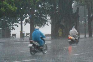 Thời tiết ngày 5/5: Nhiệt độ tăng dần, mưa dông xuất hiện trên cả nước