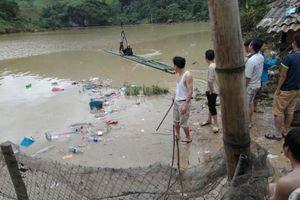 Lũ quét ập đến bất ngờ cô lập 2 thôn ở Bắc Mê, Hà Giang