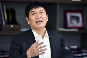 Tập đoàn Hòa Phát bác tin đồn ông Trần Đình Long qua đời