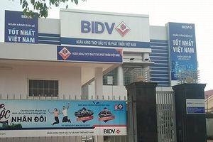 BIDV: Chuyển công tác nhân viên tín dụng bị tố vòi tiền 'trà nước'
