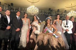 Người mẫu 26 tuổi đăng quang Hoa hậu Mexico