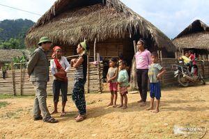 Sẽ chuyển 35 hộ dân Đan Lai sang khu tái định cư tại xã Thạch Ngàn