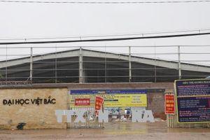 Thái Nguyên xây siêu thị hơn 5000 m2 để... sinh viên thực tập?