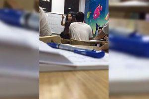Cô giáo chửi học viên 'mặt người óc lợn' dậy sóng cộng đồng mạng