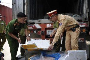 Khốc liệt cuộc chiến chống tội phạm, buôn lậu trên các tuyến giao thông
