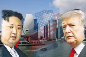 Singapore là nơi diễn ra hội nghị thượng đỉnh Mỹ-Triều Tiên?
